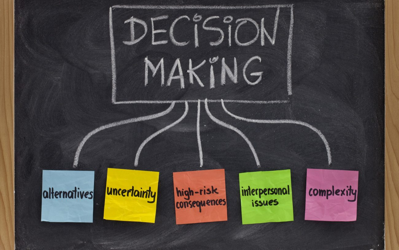 Competence in Decision Making: A Decision Making Rule